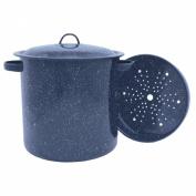 Graniteware F6237DS-1 14.7l Tamale Menudo Pot Boiler