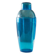Fineline Settings 4101-BL Shakers 210ml Blue Cocktail Shaker