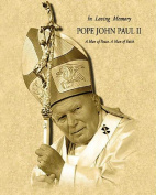 Hot Stuff 3001-16x20-JP Pope John Paul II Parchment Poster