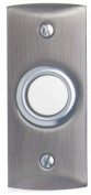 Heathco Satin Nickel Doorbell 932-B