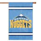 The Party Animal Afnug Afnug Denver Nuggets 44X28 Applique Banner