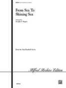 Alfred 00-WBHB9507 From Sea to Shining Sea - Music Book