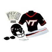 Franklin Sports 15500F72P1Z COL VIRGINIA TECH Small Uniform Set