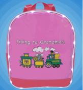 Mercury GG-704-L PK Going To Grandmas Backpack- PINK