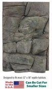 Penn Plax REPBG1 Reptology Rockies Terrarium Background 12 in. x 12 in.