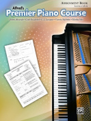 Alfred 00-28358 Premier Piano Course- Assignment Book - Music Book