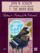 John W. Schaum Piano Course