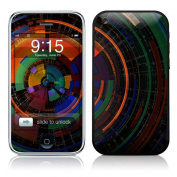 DecalGirl AIP3-CLRWHEEL iPhone 3G Skin - Color Wheel