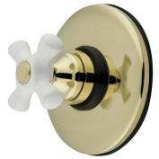 Kingston Brass KB3002PX Volume Control, Polished Brass