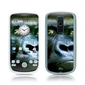 DecalGirl HMT3-SILVERBACK DecalGirl HTC My Touch 3G Skin - Silverback