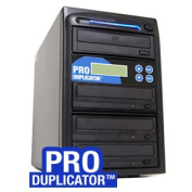 Produplicator A4DVDS22X320G Produplicator M-Disc Support 1-4 Burner 22X DVD CD Duplicator plus 320GB plus USB 2.0