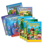 Alpha Omega Publications PRM100 Horizons Preschool Complete Multimedia Set