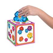 Beistle 54389 6 x 6 Hula Baby Card Box