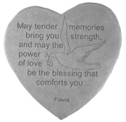 Kayberry 08802 Medium Heart - May tender memories...