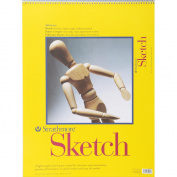 Strathmore ST350-18 300 Series 18 x 24 Wire Bound Sketch Pad