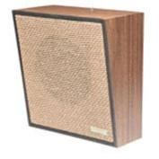 Valcom VC-V-1062A Talkback Wall Speaker Brown