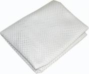 Olympia Sports BC097P 120cm . X 60cm . Mesh Bags-White