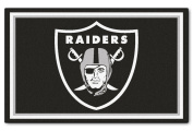 FanMats Oakland Radiers Rug F0006597