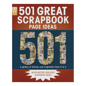Memory Makers Books-501 Great Scrapbook Page Ideas