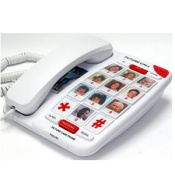 Picture Care Phone with Parall - FC-1007PD