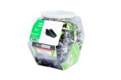 Baumgartens 20139 Plastic Whistle-Black 48 - Tub