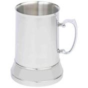 Maxam 1010ml Stainless Steel Beer Mug