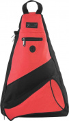 Pzazz Performance Wear SL50 -RED -L SL50 Megaphone Sling Pack - Red - Large