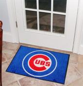 FanMats Chicago Cubs Starter Mat F0006468