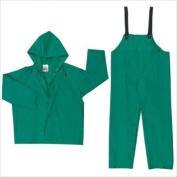 River City 611-3882X3 Dominator .42Mm Pvc-Nylon-Pvc Suit 2 Pc Green