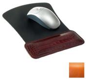 Raika RO 198 ORANGE 8in. x 10in. Mouse Pad - Orange