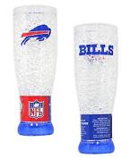 Casey 9413125103 Buffalo Bills Crystal Pilsner Glass