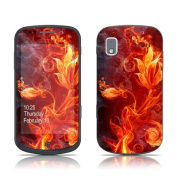DecalGirl SFCS-FLWRFIRE for Samsung Focus Skin - Flower Of Fire