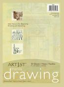 Pacon Corporation PAC103193 Cream Manila Drawing Paper 9 X 12 50Shts