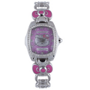 Hello Kitty CT. 7105LS-02M Stainless Steel Pink Watch
