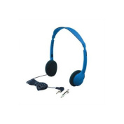 Hamilton Electronics HA2V SchoolMate Personal Mono - Stereo Headphone with in-line Volume