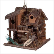 SWM 29313 Gone Fishin Birdhouse