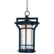 Maxim Lighting 30488WGBO Oakville 1-Light Outdoor Hanging Lantern - Black Oxide