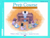 Alfred 00-6494 Basic Piano Prep Course- Universal Edition Lesson Book B - Music Book