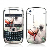 DecalGirl BBC5-BLOODTIES BlackBerry Curve 8500 Skin - Blood Ties