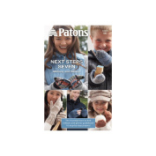 Spinrite Books 429455 Patons-Next Steps Seven - Mittens& Gloves Knit