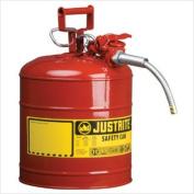 Justrite 400-7220120 2G-7.5L Iiaf Red 5-8 Hose
