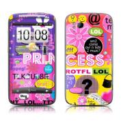 DecalGirl HSEN-PRNCSSTXT DecalGirl HTC Sensation Skin - Princess Text Me