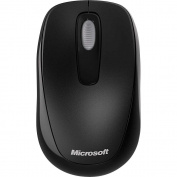 Microsoft Black Wireless Mobile Mouse 1000