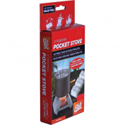 Esbit 118170 Esbit Pocket Stove With 6 Fuel
