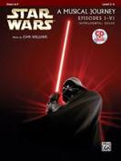 Alfred 00-32116 Star Wars Instrumental Solos- Movies I-VI - Music Book