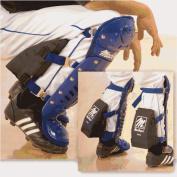 Macgregor 1184754 Macgregor Catchers Knee Support - Youth Baseball-Softball Protective Equipment