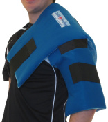 Cool Relief IS1 Flexible Shoulder Ice Wrap by Cool Relief