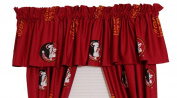College Covers Collegiate Printed Curtain Valance - 84 x 15