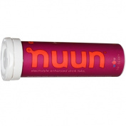 Nuun Active Hydration, Electrolyte Enhanced Drink Tablets, Tri-Berry