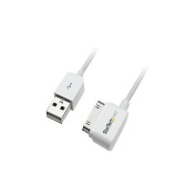 STARTECH USB2ADC2MR 2M APPLE 30-PIN DOCK TO USB CABLE